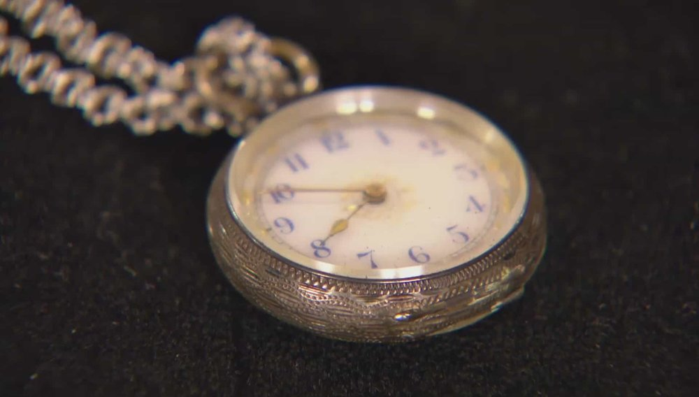 French Pocket Watch c 1790 Price: £50 PRIVATE COLLECTOR