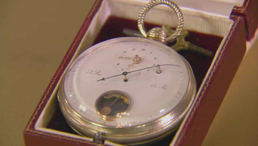 Rare Double Wheel Debaufre Price:£19,000 Visit Pieces of Time website