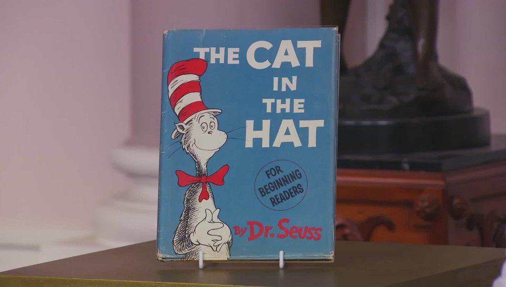 Cat in the Hat First Edition Price:£15,000 Visit Peter Harrington website