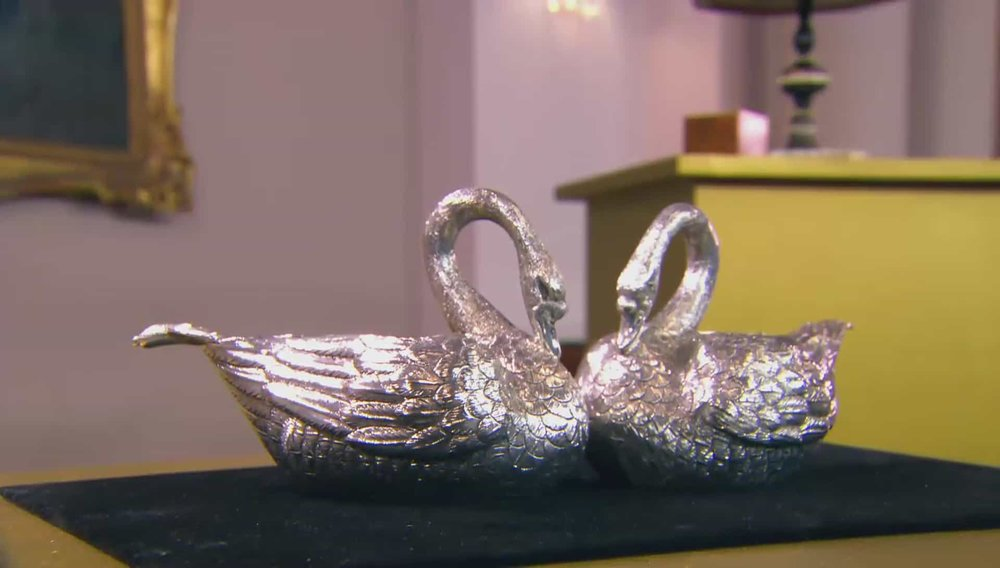 Solid Silver Sauce Boats Price: £11,500 Visit Langfords website