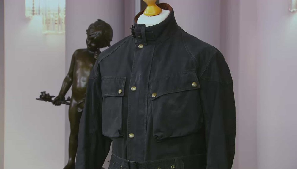 Steve McQueen Jacket Price: £26,950 Visit Belstaff website