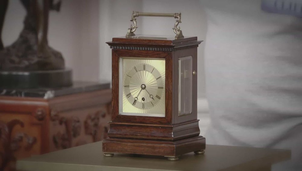 Travelling Clock Price: £10,000 Visit Anthony Woodburn website