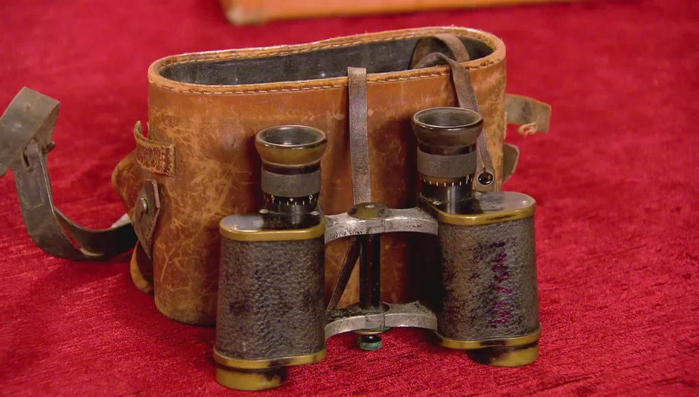 Binoculars with original Box Price: £400 Visit Westminster Dragoons website