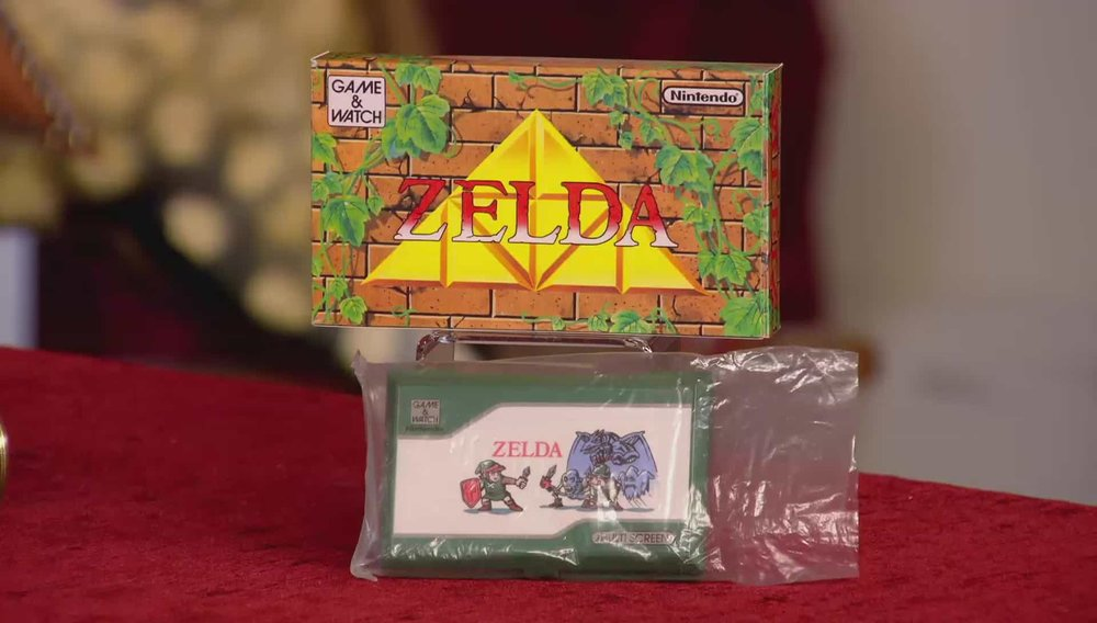 Zelda Nintendo Game Price: £200 Visit Mike Adams at eBay