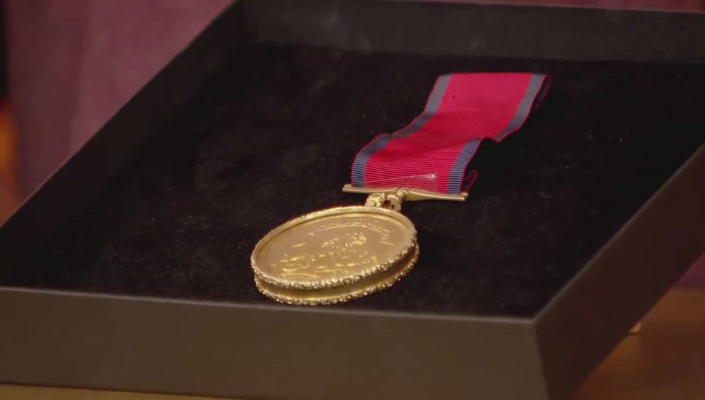 HEIC Medal Price: £2,450 Visit Leons Militaria Ltd website
