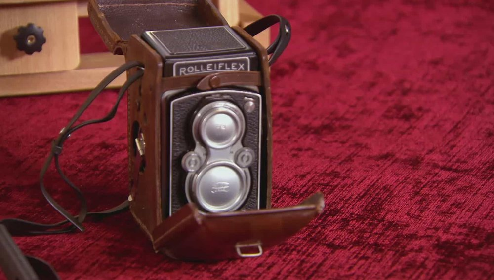 Roleiflex camera Price: £300 PRIVATE COLLECTOR