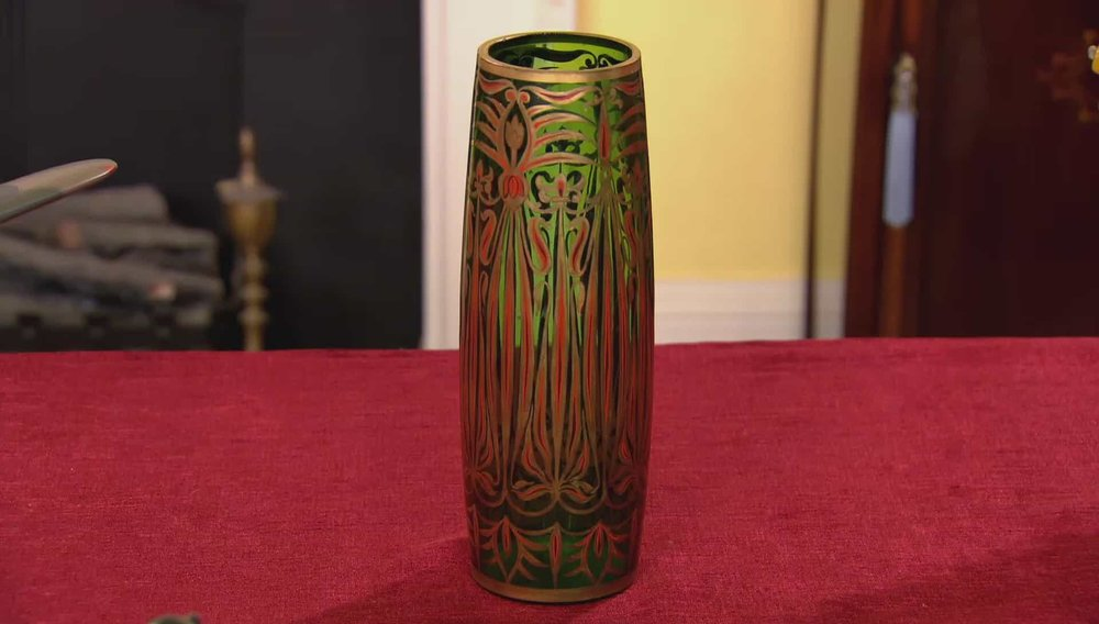 Art Nouveau Vase Price: £230 Visit Regents website