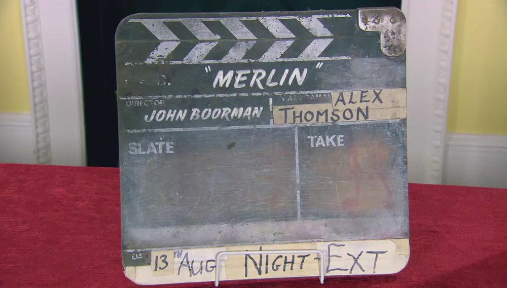 Clapper Board Price: £2,490