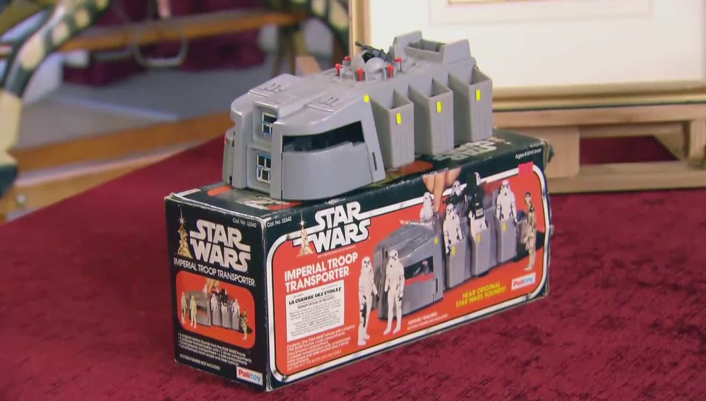 Star Wars Toy Price: £120 Visit RAM Collectible Toys website