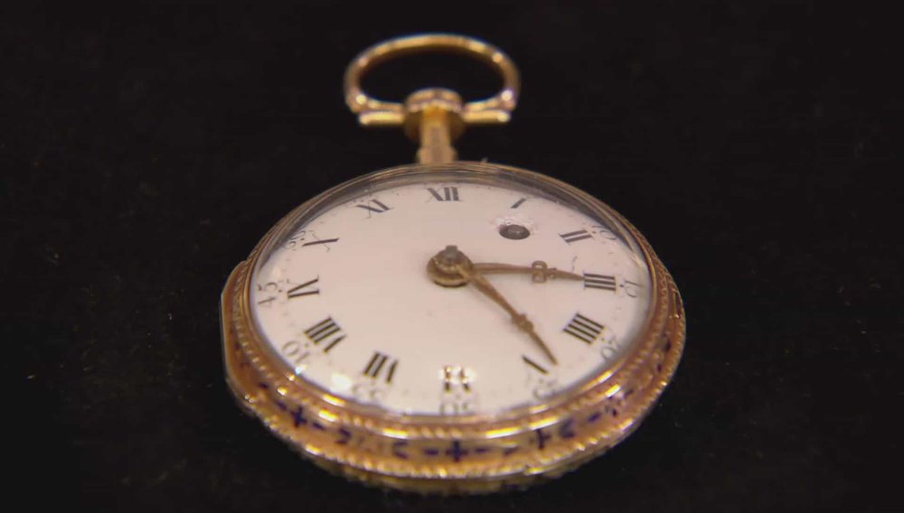 Pocket Watch Decoy Price:£1,900 VISIT PIECES OF TIME WEBSITE