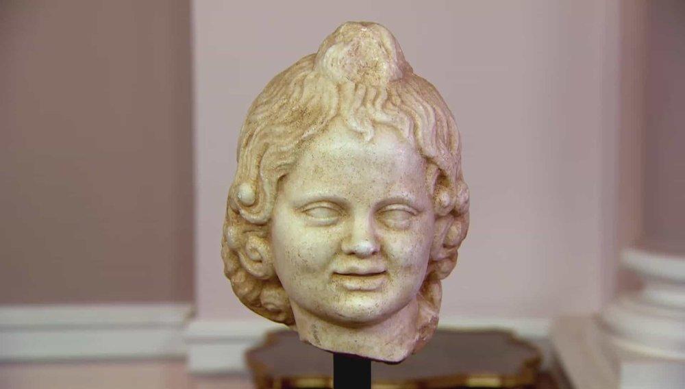 Cherub Head Price:£24,000 Visit Ancient and Oriental website