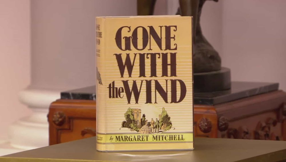 Gone With The Wind First Edition Price:£13,500 VISIT PETER HARRINGTON WEBSITE