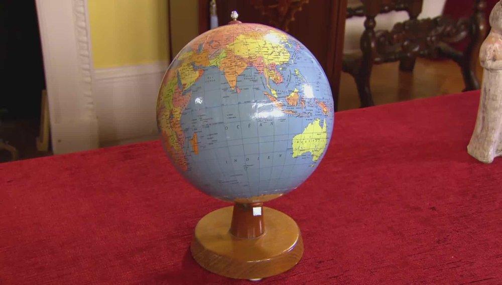 Globe PRIVATE COLLECTOR