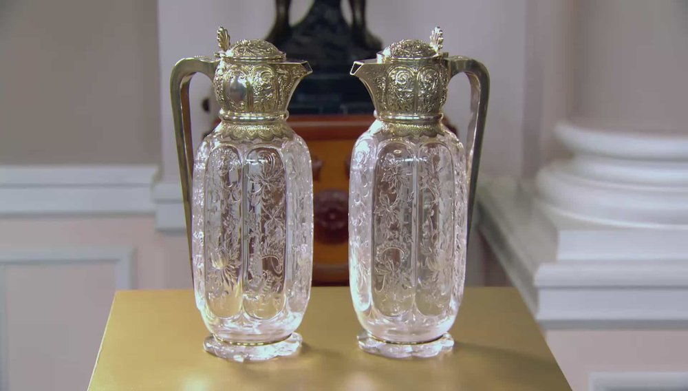 Silver Gilt Jugs Price:£14,000 VISIT LANGFORDS WEBSITE