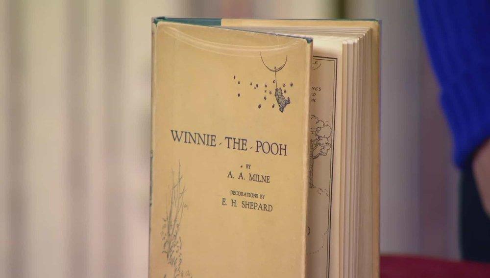 Winnie the Pooh Price:£2,250 Visit Peter Harrington website