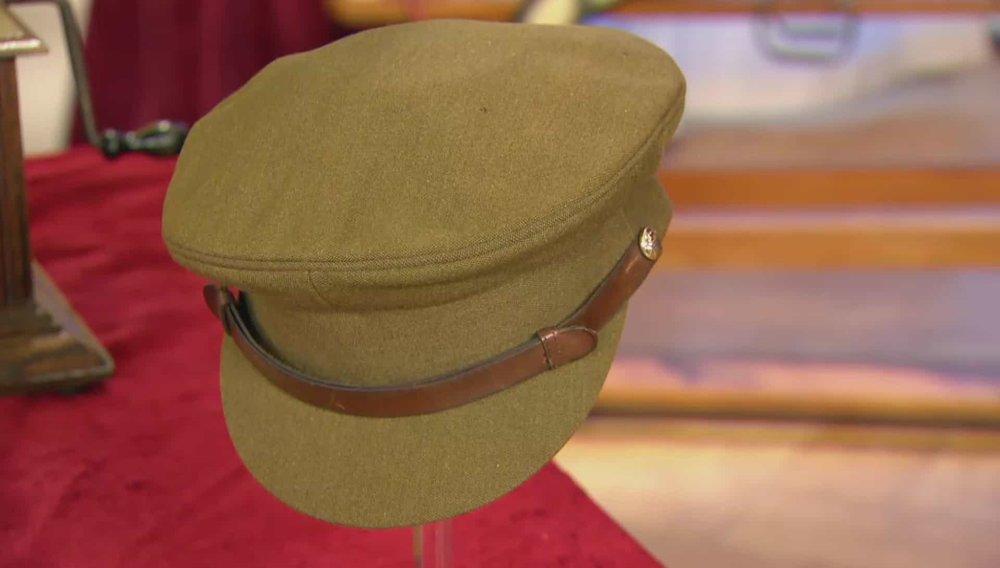 Soldiers Cap Price:£50 VISIT WESTMINSTER DRAGOONS WEBSITE