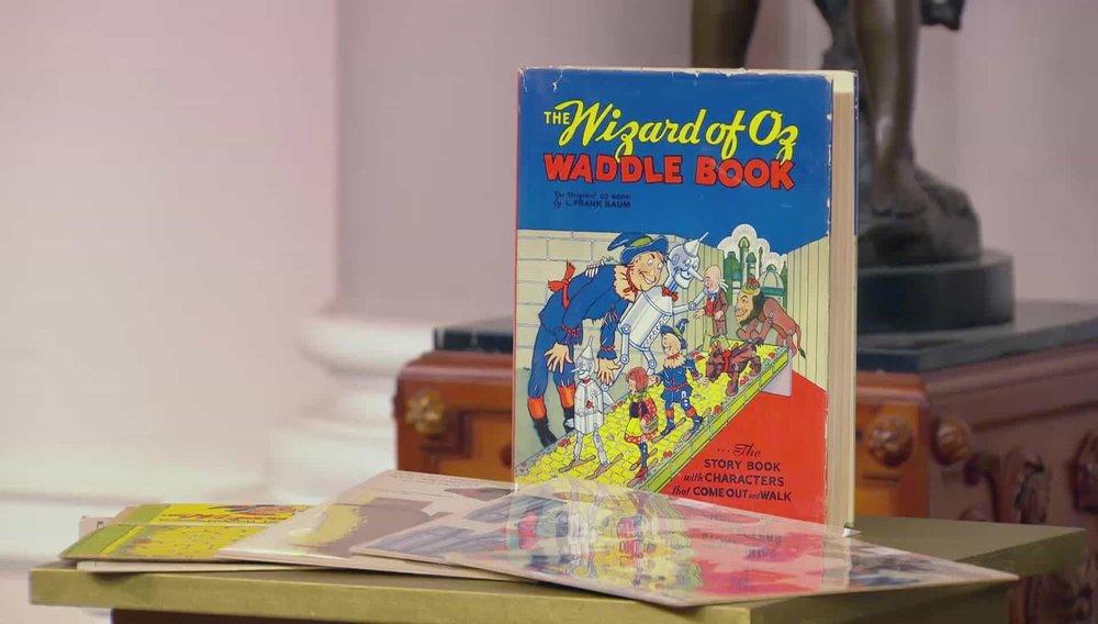 Wizard of Oz Price:£13,000 Visit Peter Harrington website