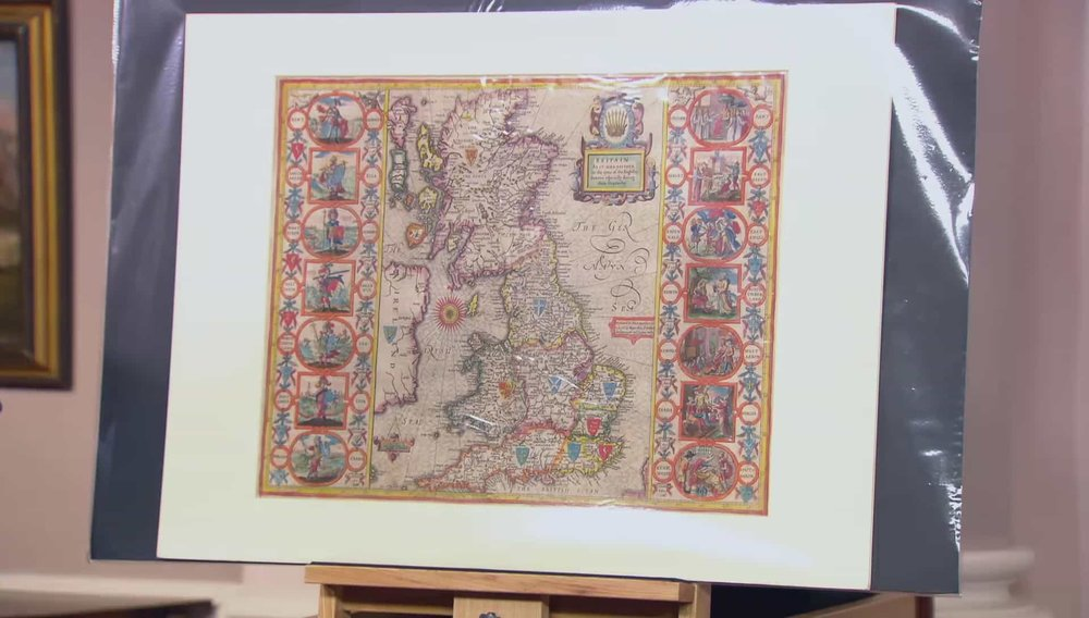 Rare Roger Rea edition of Speed's Heptarchy Price:£3,800 VISIT DANIEL CROUCH RARE BOOKS WEBSITE