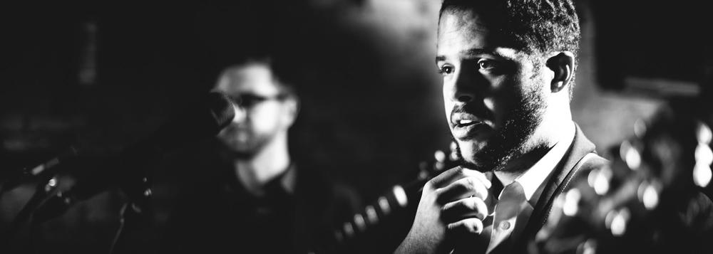 Dwayne Shivers Brooklyn-based blues soul.