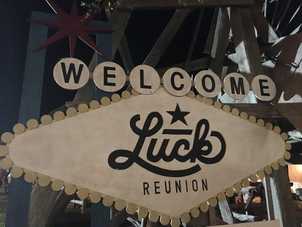 Luck Reunion