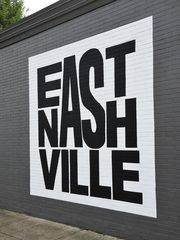 ARTIST: unknown  LOCATION: 600 Main Street, East Nashville