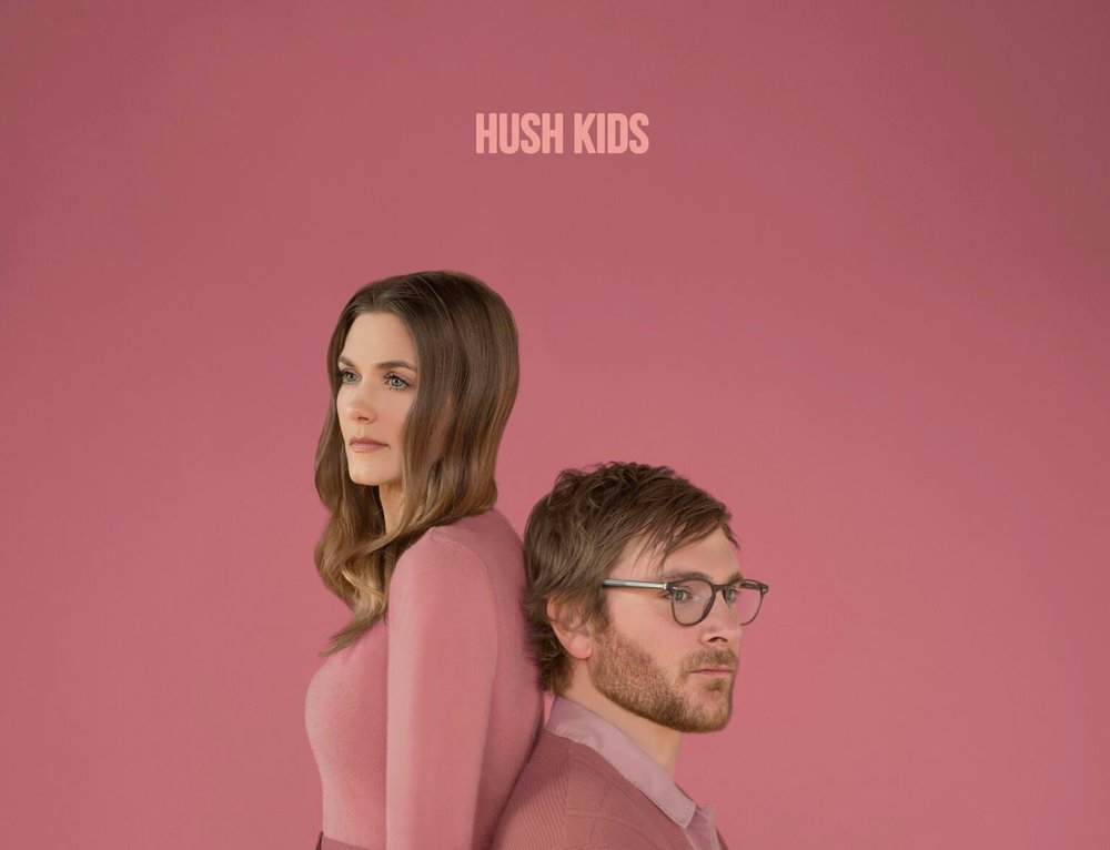 "Love Is A Made Up Word - ""But you and I, we got it rightLove is a made up word""- Hush Kids"