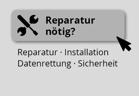 Reparatur nötig?