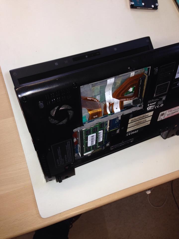 Toshiba Lapotp Reparatur