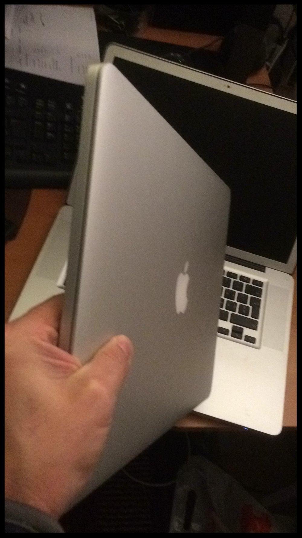 Service Mac Book