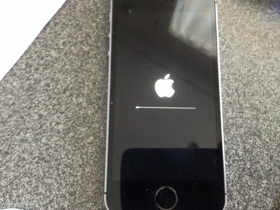 iPhone Update Installation & Konfiguration