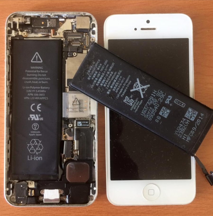 iPhone Battery tauschen