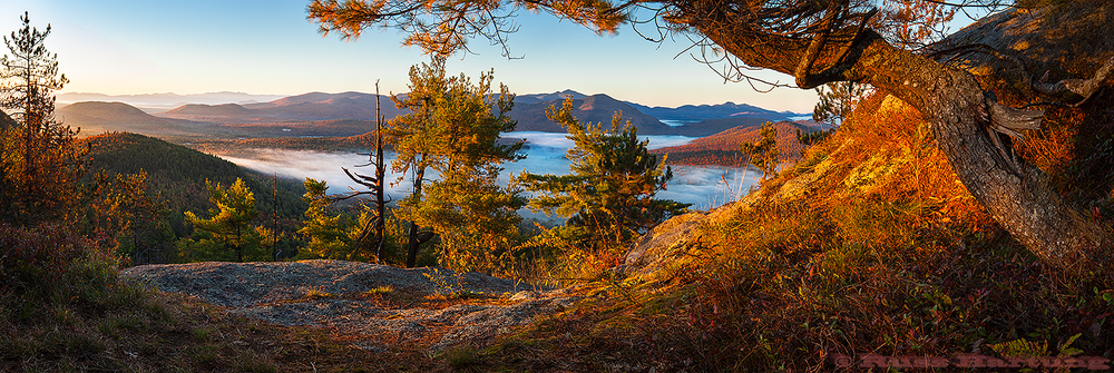 """Silver Lake Sunrise"" - 2nd Place Landscape Category - Adirondack Life Magazine Photo Contest - 2014"