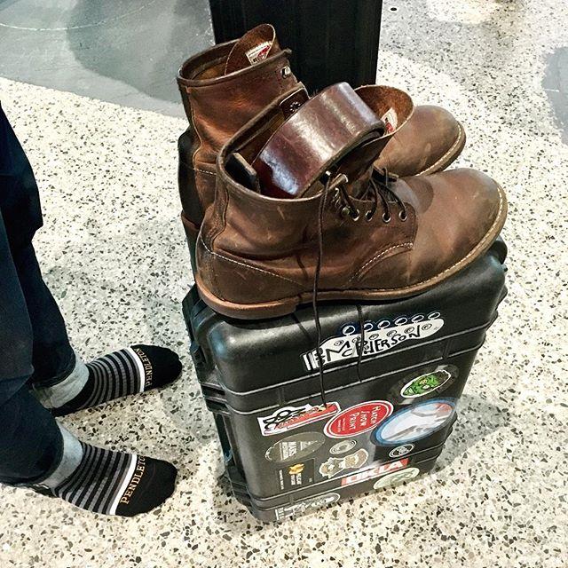 Getting TSA Ready ✈️
