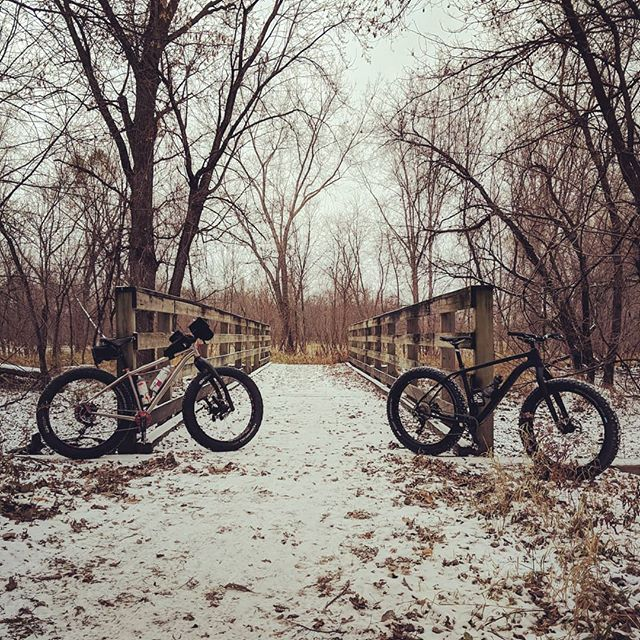 Snow ride! #GENTS