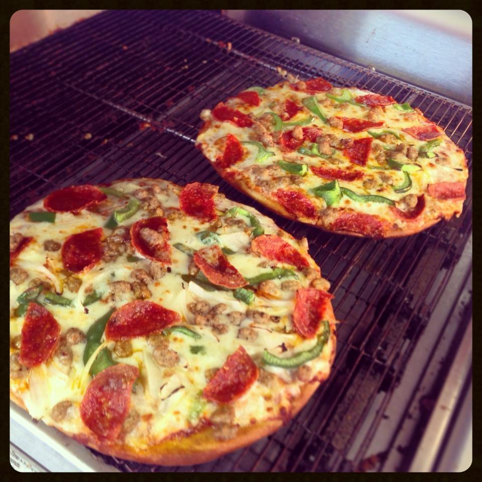 Supreme Personal Pan Pizza