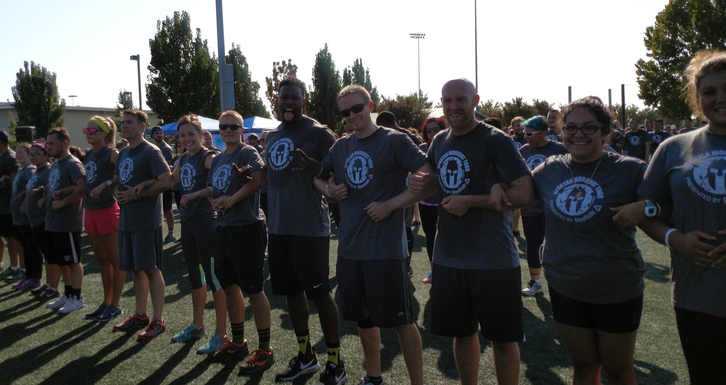 12 Weeks To Spartan Race Day Training Plan Distinct Physique Fitness Sacramento Spartan Training