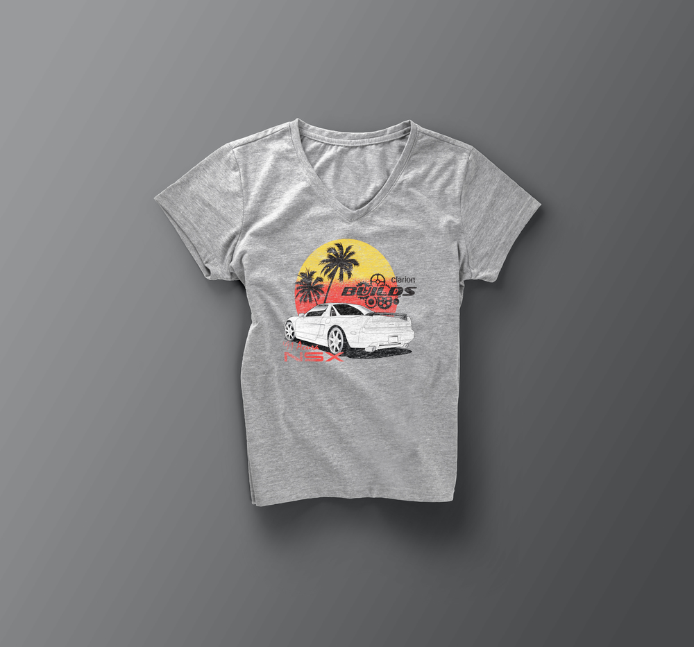 001_Woman 91 acura NSX T shirt Front.jpg