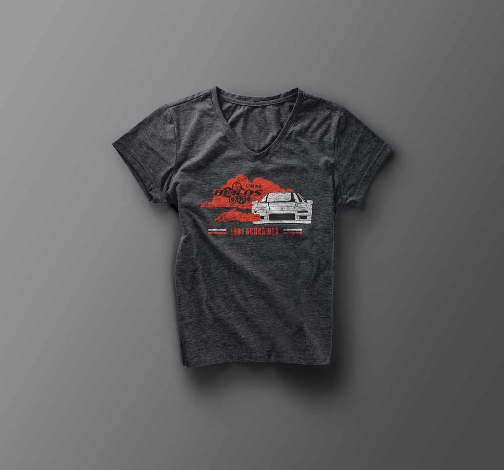 001_Woman acura 1991 T shirt Front.jpg