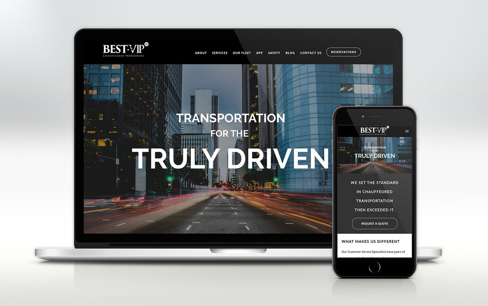 With the acquisition of VIP Limousines & Coaches, Best Chauffeured wanted a website that communicated their new brand. We provided a clean easy-to-navigate design that puts the focus on luxury and quality transportation.