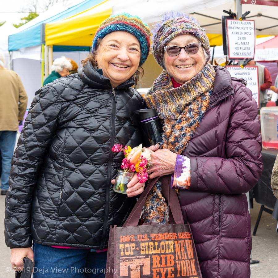 Photo by Deja View Photography, April 26 Market. Thank you, Deja!