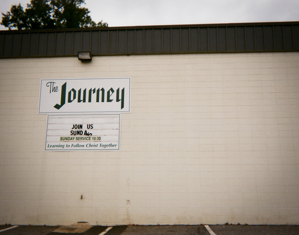 "Journey  by Leslie Broome   ""I go to the Journey church every Sunday. I get what I need there. I love Pastor Chris and he really loves the people. The Journey feeds me spiritually and I always feel so good after I leave. Chris always has exactly the message I need to hear each week."""