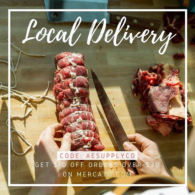 We're still taking Holiday Orders AND you can get a discount through @mercatonyc . . . #butchershop #grassfedgrassfinishedbeef #pasturedmeats #delivery #brooklyn #parkslope #gowanus #southslope #thanksgiving #meat
