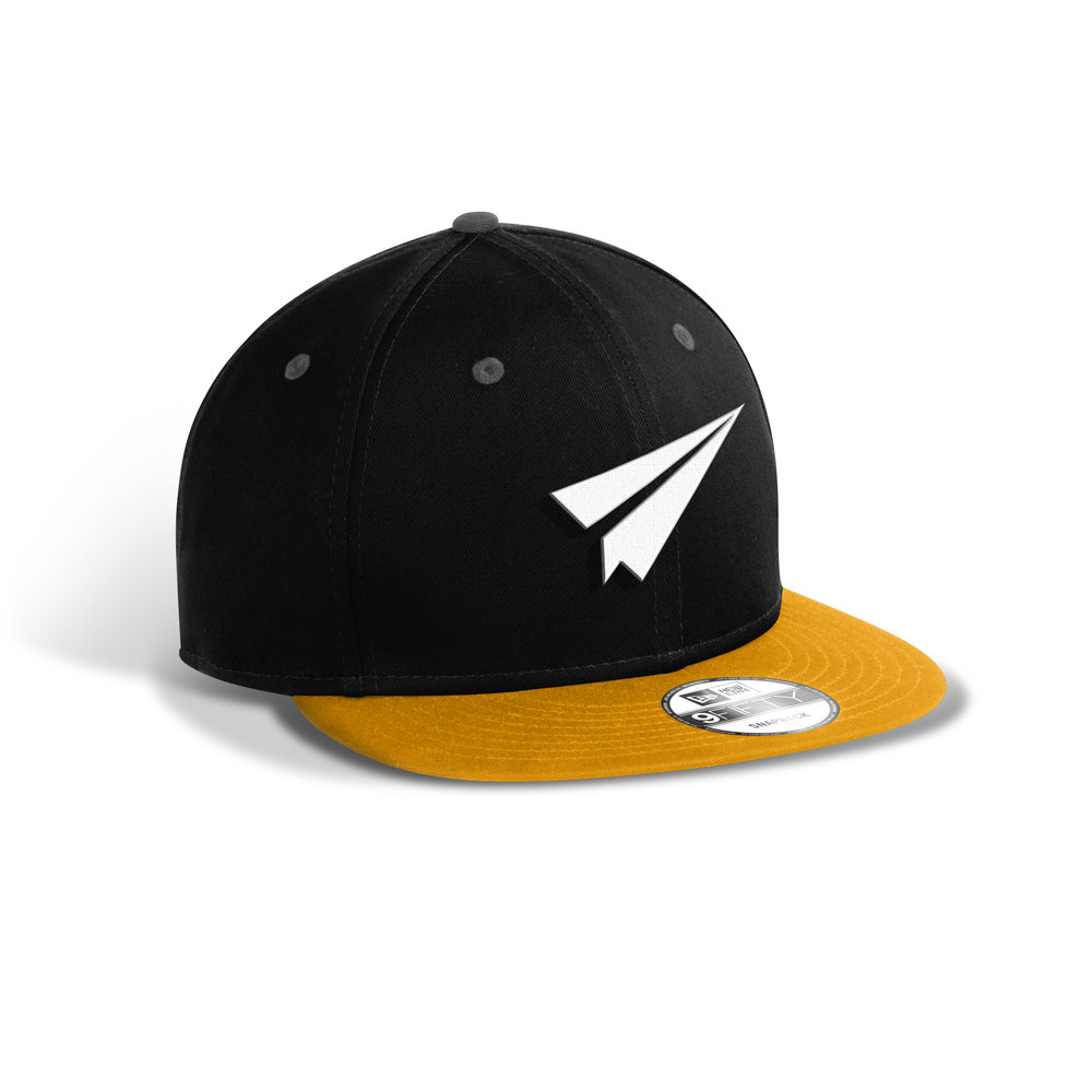 GF - Hello Jesus DM Snapback - Black:Gold - Product Image.jpg