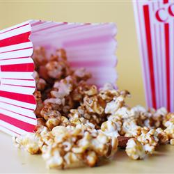 Great #CaramelPopcorn