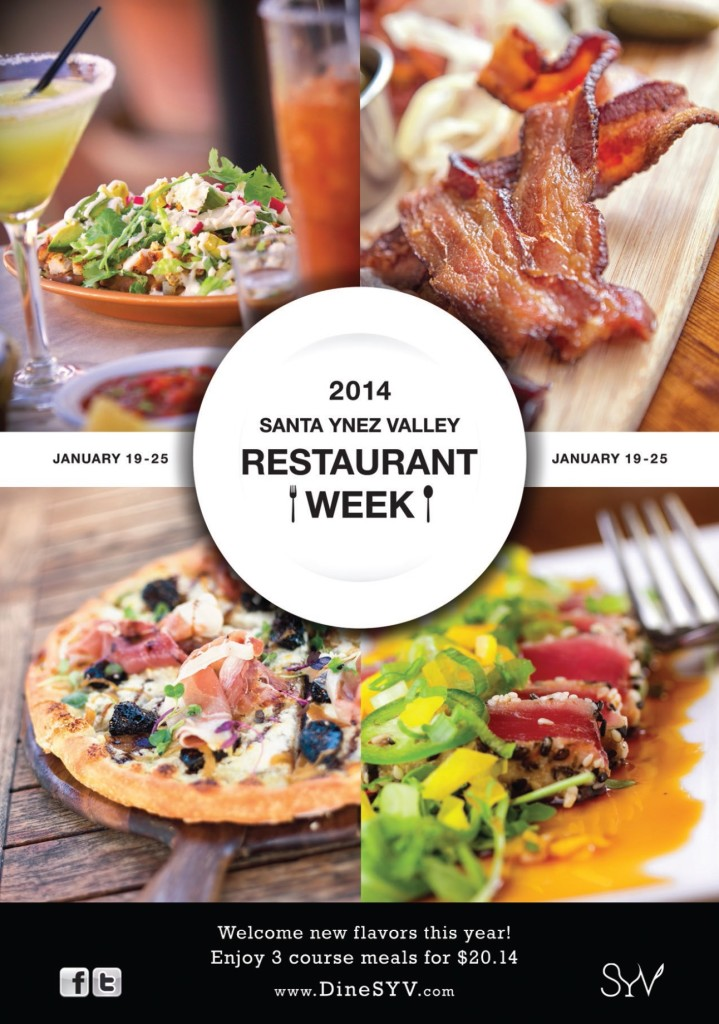 2014 #SantaYnezValley Restaurant Week