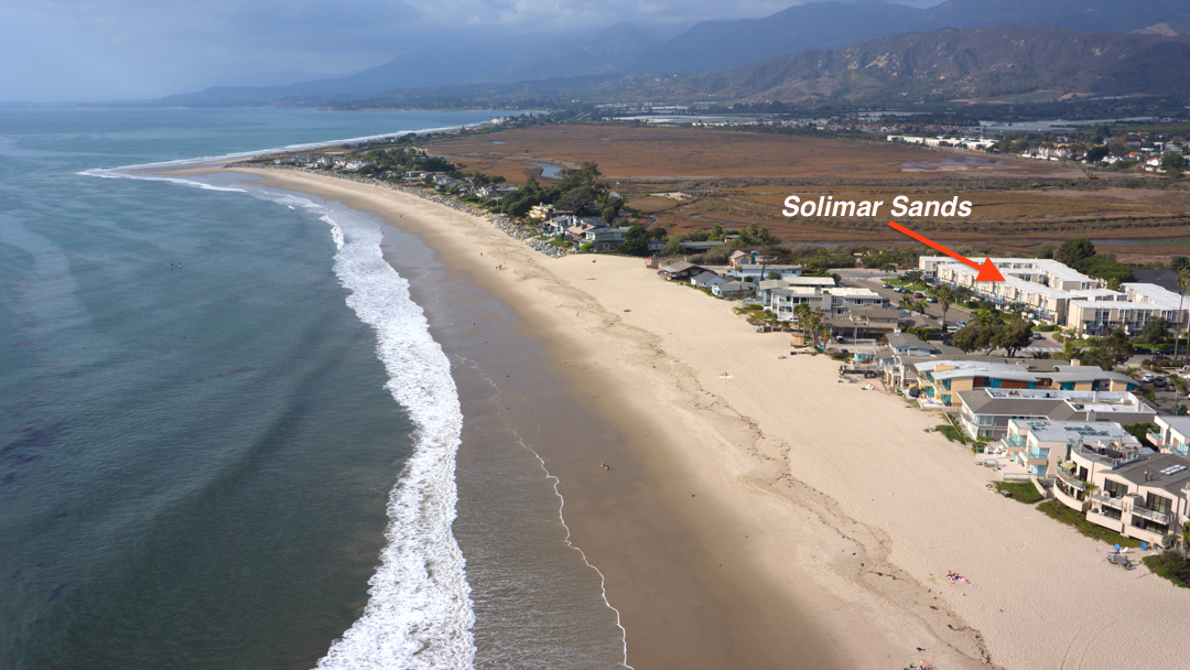 Solimar Sands Aerial