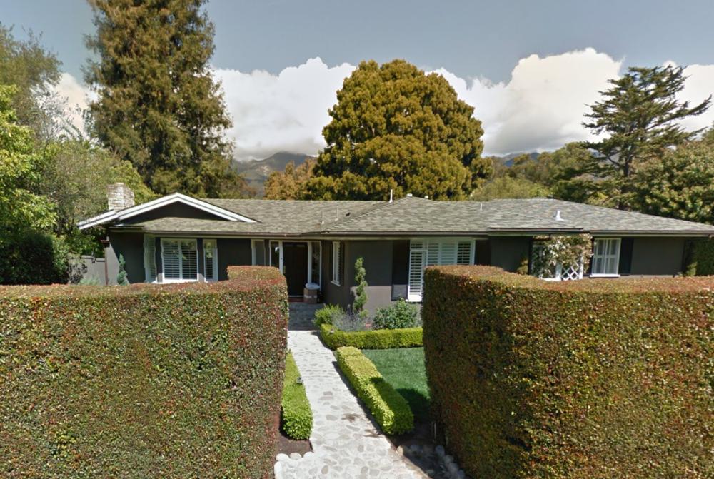 1170 Mesa Road, Montecito