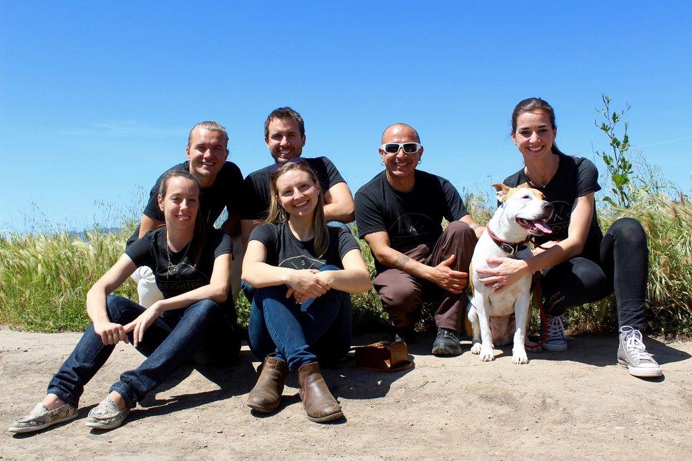 Brighten Solar Santa Barbara Team