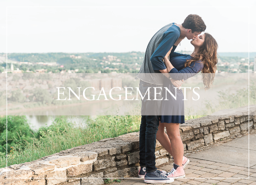 Emily Rochelle Photography || Cincinnati Wedding Photographer || Engagement Blog Posts