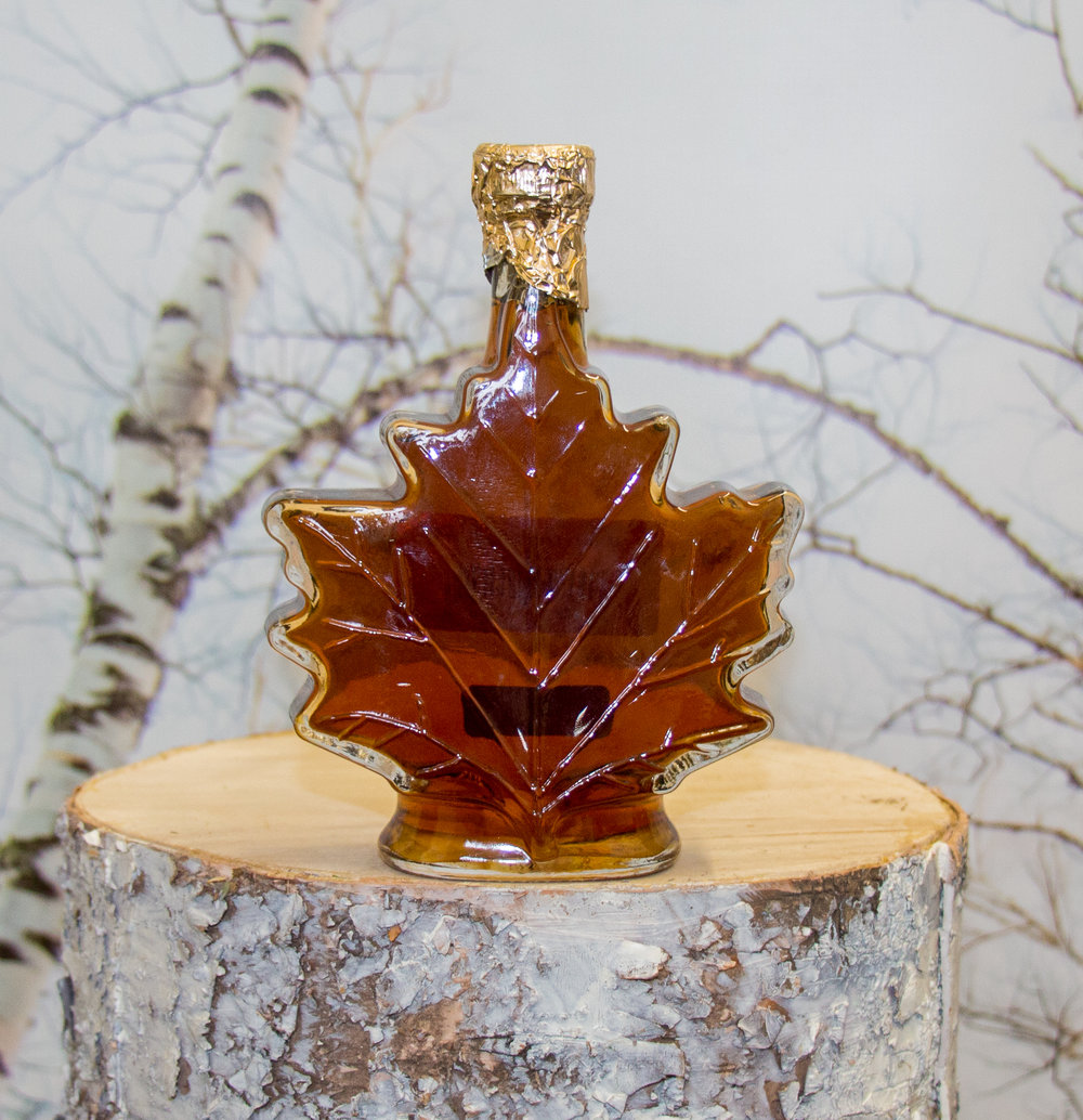 Our Pure Maple Syrup